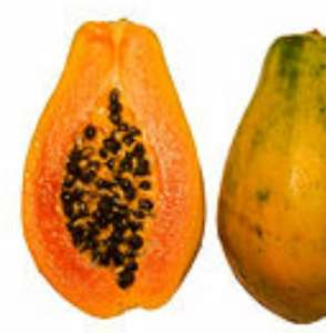 Papaya (half price) 80p using PYO @ Waitrose