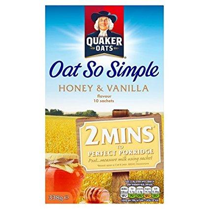 Oat so simple porridge half price in Sainsbury's @ £1.22