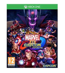 Marvel vs Capcom Infinite - Xbox One £19.99 - Game Online