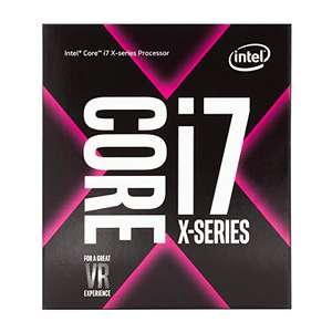 Intel i7 7740X 4.3Ghz half price £199.99 @ Amazon - Prime exclusive
