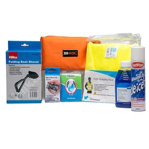 RAC Medium Emergency Winter Kit now £7.79 @ EuroCarParts with code