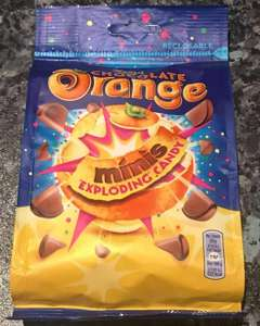 Terry's Chocolate Orange Exploding Candy 125g 18p @ Tesco