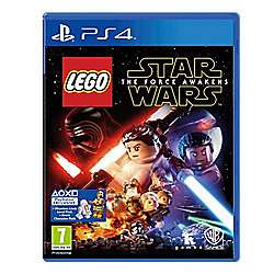 Lego Star Wars: The Force Awakens PS4 - £10 - Tesco Direct. Free Click and Collect next day