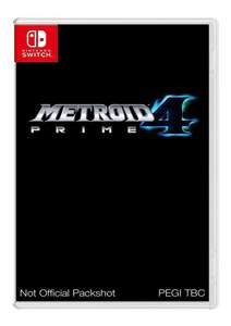 Metroid Prime 4 - Nintendo Switch £39.85 @ Simply games