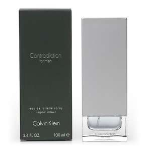 Calvin Klein Contradiction for Men Eau de Toilette Spray 100ml £15.95 @ All Beauty