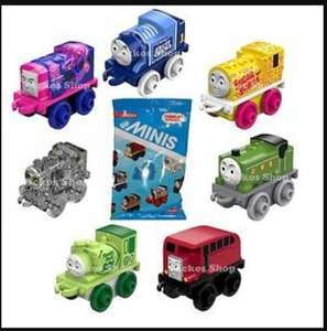 Poundworld Thomas and Friends Minis 2017/1 blind bags £1 each