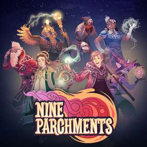 Nine Parchments £16.19 on Nintendo Switch (eShop)