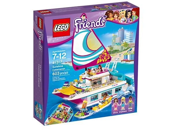 Lego Sunshine Catamaran, 41317, £32 @Tesco instore