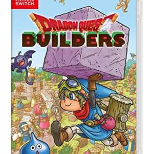 Dragon Quest Builders (Switch) £32.85 @ Base
