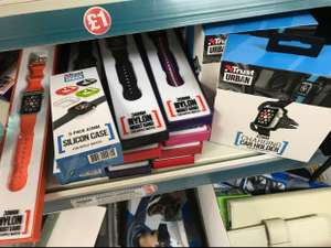 Various Trust Urban Apple Watch Accessories @Poundland