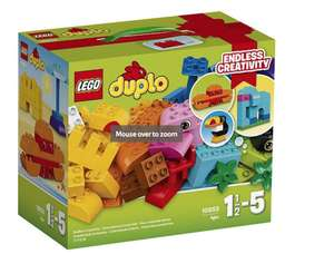 LEGO DUPLO Creative Buildbox 10853 £9.99 @ Tesco Direct