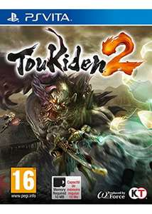 Toukiden 2 (PlayStation Vita) £12.85 Delivered @ Base