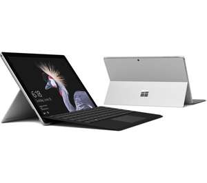 MICROSOFT Surface Pro 128 GB & Typecover (No Pen) - Black - £799 @ Curry's PC World