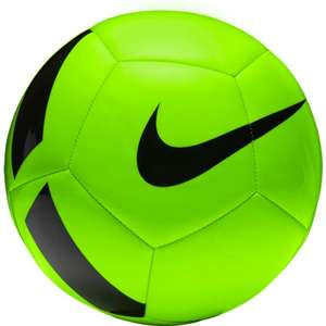Nike Pitch Ball - now £7.62 + extra 5% off coupon @ Kitlocker + Shipping from £3.45