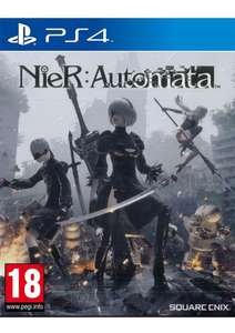 Nier Automata PS4 - Simply Games + Boss_deals on eBay - £29.85