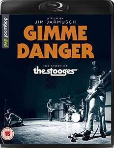 Gimme Danger: The Story Of The Stooges [Blu-ray] only £6.30 delivered with code @ Zoom