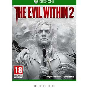 XBO - The Evil Within 2 - £11.99 - Sold by Greentech Distribution / Fulfilled by Amazon