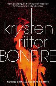 Bonfire by Krysten Ritter, a mere 99p on Kindle edition @ Amazon