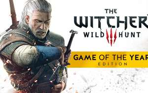 The Witcher 3 Wild Hunt GOTY edition [GOG] £13.99 at HumbleBundle