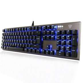 Aerocool TK50-UK Thunder X3 Mechanical Gaming Keyboard with Brown Switch £31.98 delivered @ Ebuyer