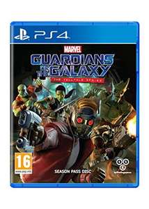 Marvel's Guardians of the Galaxy: The Telltale Series (PS4) £11.99 Delivered @ Base