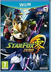 Star Fox Zero (Nintendo Wii U) £9.96 Delivered (As New) @ Boomerang via Amazon