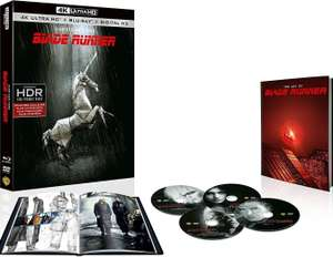 Blade Runner Special Edition 4K Ultra HD Blu-ray at Amazon for £24.03