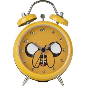 Adventure time Alarm clock only £5.60 @ watch shop