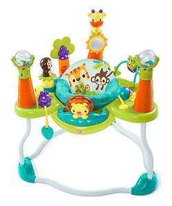 Bright Starts Smiling Safari Activity Jumper at Mothercare for £19.99