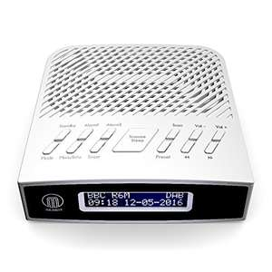 DAB Alarm Clock Radio Sold by iZilla and Fulfilled by Amazon for £20