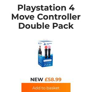 Ps move at Grainger Games for £58.99