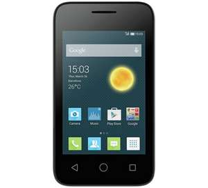 EE Alcatel One Touch Pixi 3 3.5 inch £14.99 (£4.99 + £10 top-up) @ Argos (Collection)