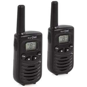 Binatone LAT55 Two Way Radios 3.3km 8 Channel Walkie Talkie £16.99 @ etwistshop ebay