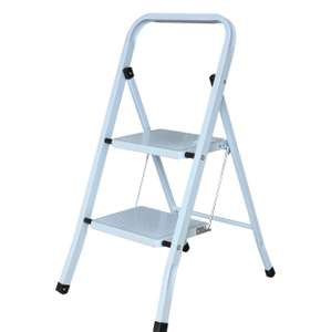 Simple Value 2 Step Steel Ladder at Argos for £8.99