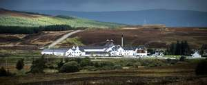Free Tour of Dalwhinnie Distillery with  free Whisky tasting a free complimentary glass and free taste of chocolate