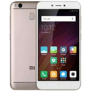 Xiaomi Redmi 4x, 3gb ram EU Stock, UK Plug, Band 20 - £97.84 @ GearBest