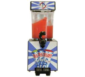 Slush Puppy Machine £35 with free Standard home delivery @ Tesco Direct