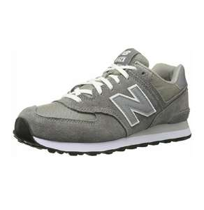 New Balance 574, Unisex-Adults' Trainers, Grey (Grey 030) - £35.74 @ Amazon