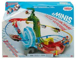 Thomas & Friends Mini's Motorized Raceway *INSTORE* Tesco £11.50 (found Wigan)