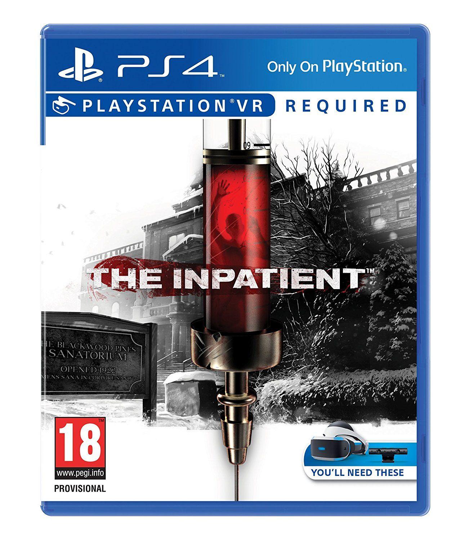 The Inpatient (PSVR) [£24 Non Prime] @ Amazon - £22