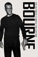 Bourne Collection 1 - 5 £17.99 iTunes (2-5 are 4k)
