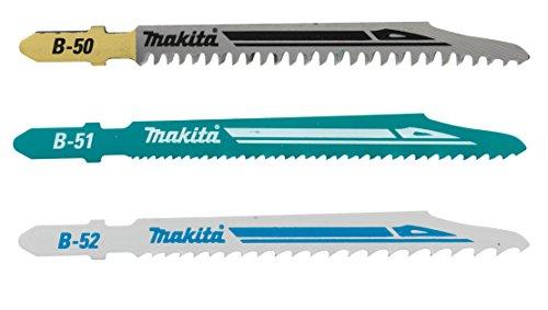 Makita B-06292 Wood and Metal Jigsaw Blade kit - £2.99 @ Amazon (Add on item)