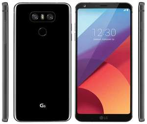 LG G6 32GB Black / Silver - O2 £27 (£22 via redemption) per Month - 3GB 4G Data, Unlimited Minutes and Texts - No Upfront Cost @ Mobile.co.uk