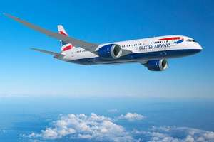 British Airways Flash Sale to Europe from £23 one way