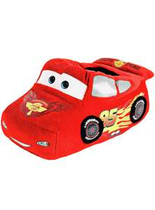 Cars red novelty slippers - £2.99 @ Argos