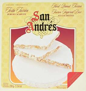 San Andres Imperial Peanuts Cake, 150 g - £2.18 @ Amazon (Add on item)