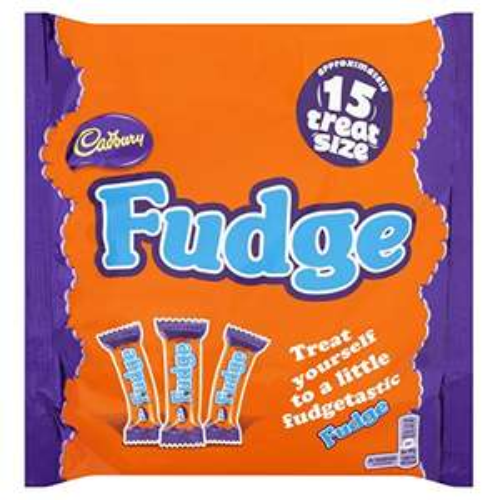 Cadbury Fudge Treatsize Bars, 202 g, Pack of 7 - £8.15 (prime) £13.90 (Non Prime) @ Amazon