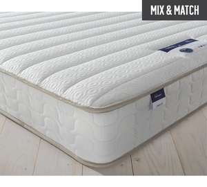 Silentnight Hatfield Memory Foam Double Mattress - £236.94 Delivered @ Argos