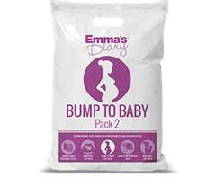 FREE 22 PACK OF PAMPERS NAPPIES @ Emmas Diary