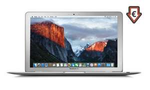 Refurbished Apple MacBook Air 11.6'' Core i5 Processor 4GB RAM 128GB HDD A1465 With Free Delivery 2014 model £479 @ Groupon